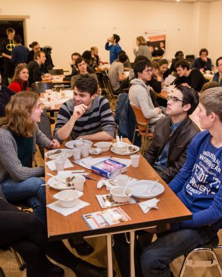 Intercultural Evening about refugees in 2016