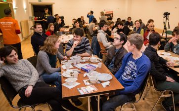 Video: Intercultural evening – Refugees