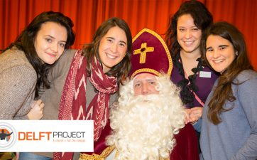 Video: Intercultural Evening – Sinterklaas 2013